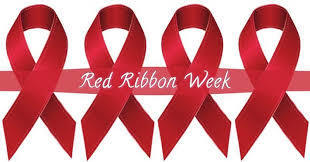 Red Ribbon Week Oct. 26-29
