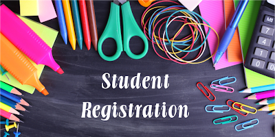 New Student Registration is OPEN!