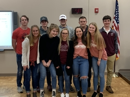 Fall All-State Athletes