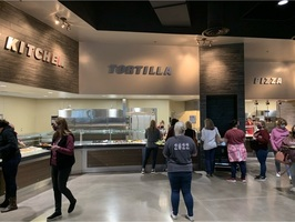 Soft Opening for BHS Cafeteria