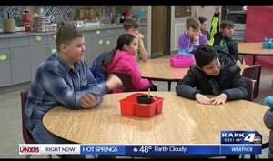 KARK: Benton 4th graders teach lesson in empathy and kindness