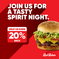 Benton Donation Day at Red Robin Thursday