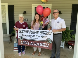 BSD Teacher of the Year: Lacee Glidewell
